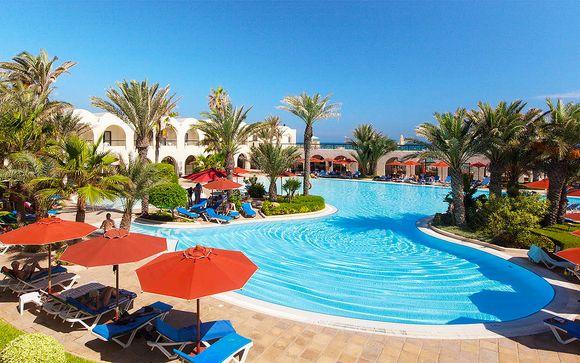 Tunisie Djerba - Hôtel Sentido Djerba Beach 4* à partir de 209,00 € (209.00 EUR€)