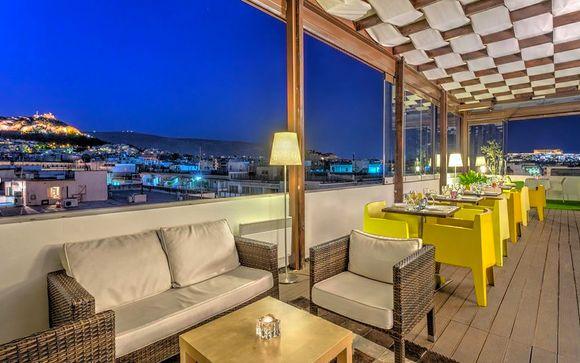 Grèce Athènes - Polis Grand Hotel 4* à partir de 105,00 € (105.00 EUR€)