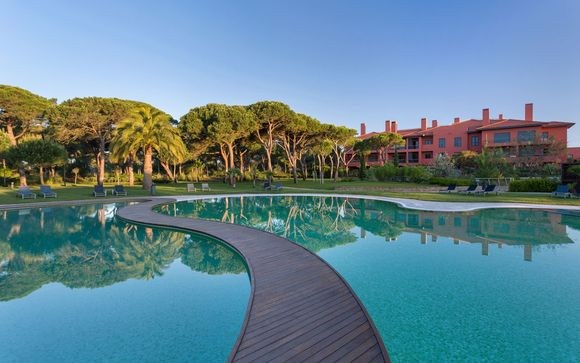 Portugal Cascais - Hôtel Sheraton Cascais Resort 5* à partir de 107,00 € (107.00 EUR€)