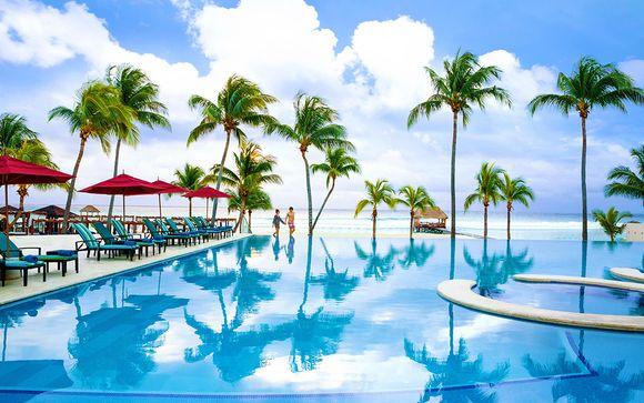 Mexique Cancun - Azul Fives Hotel by Karisma 5* avec ou sans Circuit Yucatan à partir de 743,00 ?