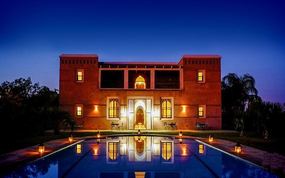 Maroc Marrakech - Riad Terra Mia à partir de 129,00 € (129.00 EUR€)