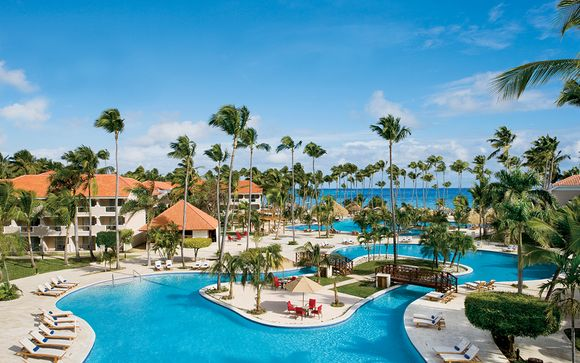 République Dominicaine Punta Cana - Hôtel Dreams Palm Beach Punta Cana 5* à partir de 524,00 ?
