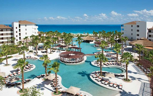Hôtel Secrets Playa Mujeres Golf Resort & Spa 5*