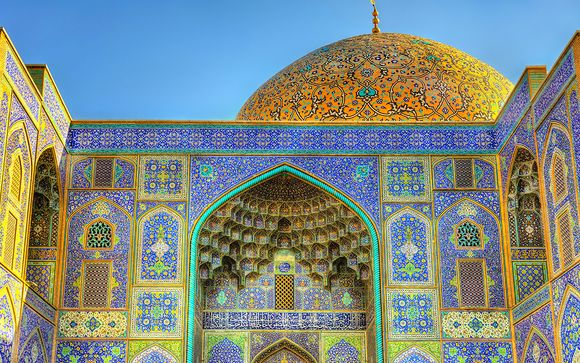 Circuit Splendeurs de Perse et extension possible à Tabriz