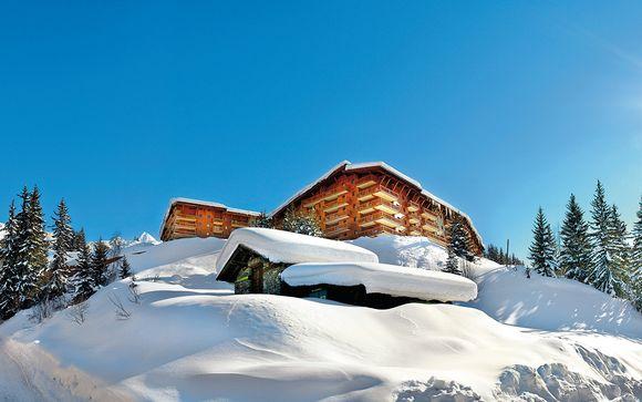Résidence Pierre & Vacances Premium Les Alpages de Chantel 4*