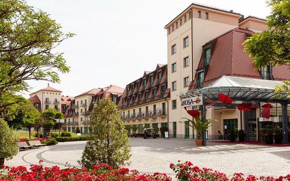 Poussez les portes du A-ROSA Scharmützelsee