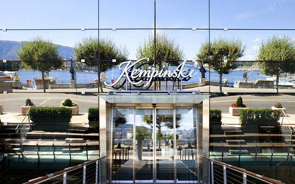 Grand Hotel Kempinski Geneva 5*