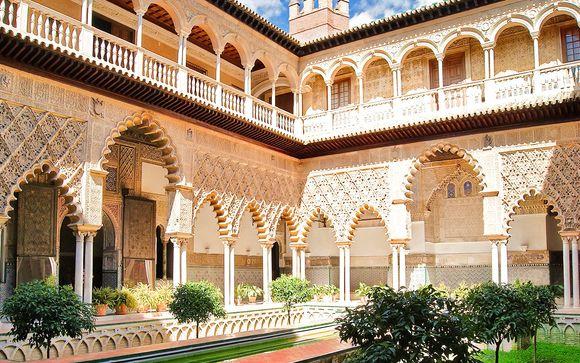 Combiné Les grandes villes Andalouses