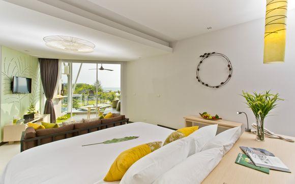 Poussez les portes de l'hôtel The Sands Khao Lak 5*