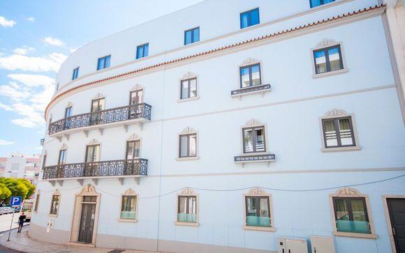 Poussez les portes de l'Hotel Cidade de Olhao