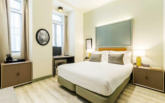 Hôtel Vincci Baixa 4*