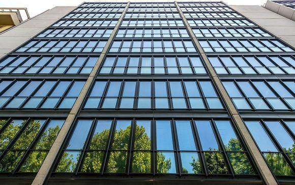Poussez les portes de l'hôtel DuParc Contemporary Suites 4*