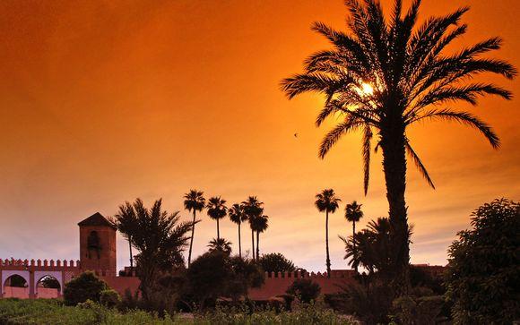Rendez-vous à... Marrakech