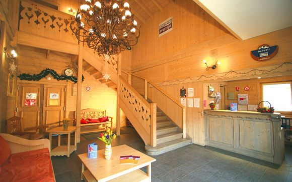 Poussez les portes de la résidence Lagrange Prestige Les Fermes de Samoëns 4*