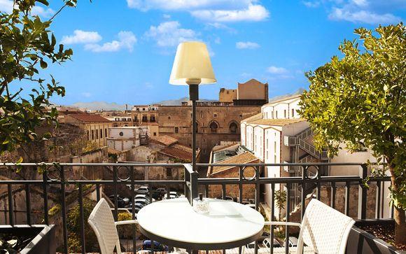 Hôtel Porta Felice 4*