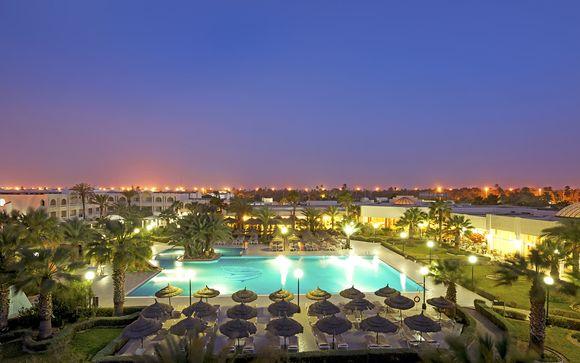 Poussez les portes de votre hôtel Iberostar Mehari Djerba 4*