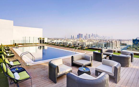 Hôtel Melia Dubaï 5*