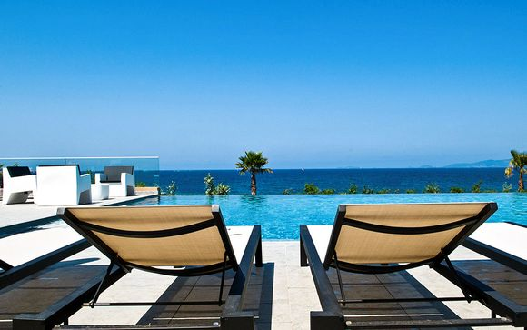 Radisson Blu Resort & Spa Ajaccio Bay 4*