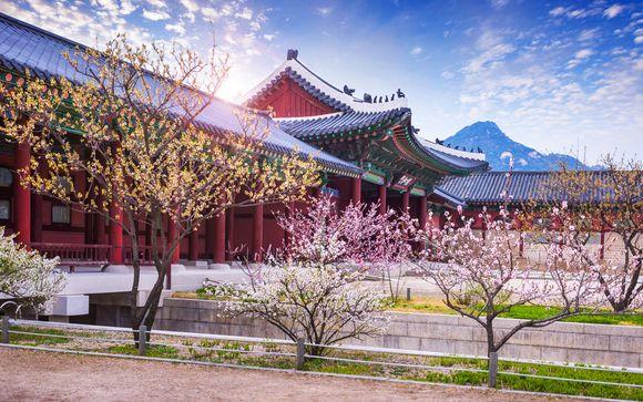 Rendez-vous... en Corée du Sud