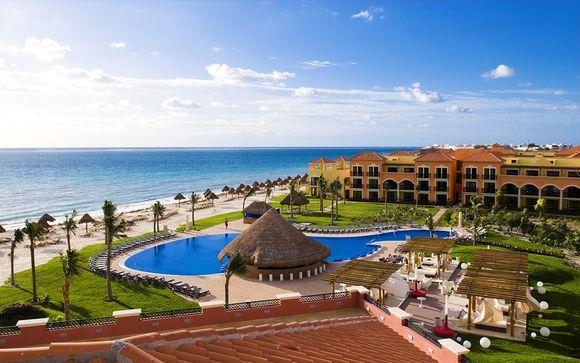 Hôtel Ocean Coral & Turquesa 5* avec ou sans Yucatan