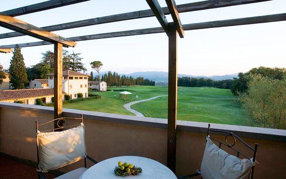 UNA Poggio Dei Medici Golf & Resort 4*