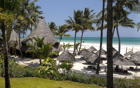 H�tel Pinewood Beach Resort & Spa 4* et Safaris