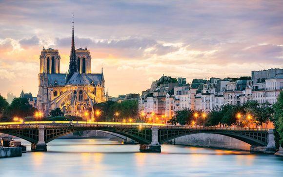 Parenthèse d'élégance au cœur de Paris