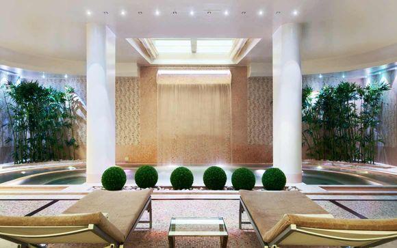 Hôtel Hilton Florence Metropole 4*