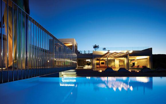 Poussez les portes de votre Hôtel Thalatta Seaside 4*