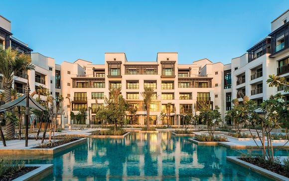 Poussez les portes de l'hôtel Jumeirah Al Naseem 5*