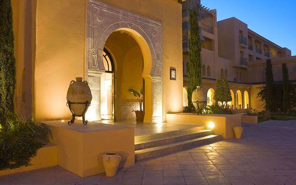 Hôtel Alhambra Thalasso 4*