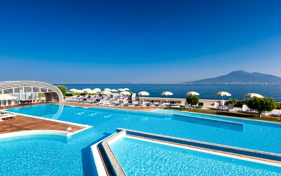 Towers Hotel Stabiae Sorrento Coast 4*