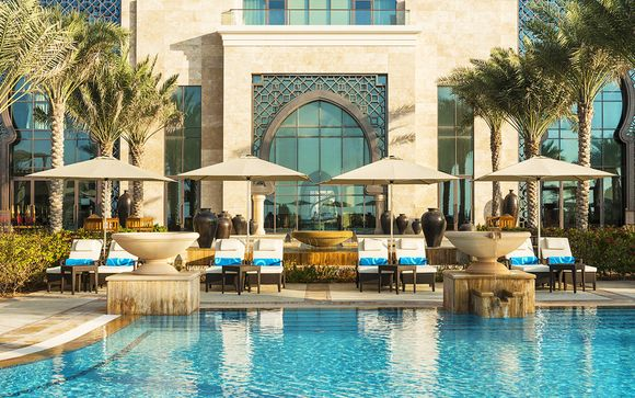 Hôtel Ajman Saray 5*, a Luxury Collection Hotel & Resort