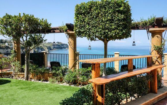 Poussez les portes de votre hôtel Rocca della Sena 4*