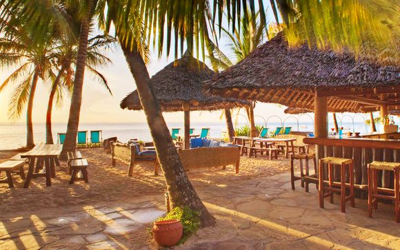 Hôtel Sarova Whitesands Beach 5* et Safaris