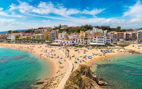 Espagne Lloret de Mar - Hôtel Blaucel 4* à partir de 134,00 €