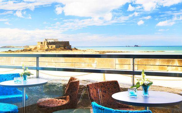 Hôtel Oceania Saint-Malo 4*