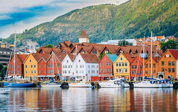 Circuit accompagné en Norvège Terre Viking - 5 nuits