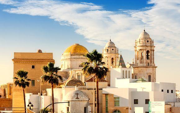Circuit Les Secrets Mauresques 4* et extension possible à Malaga