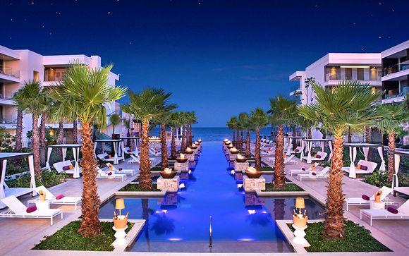 Breathless Riviera Cancun 5* avec ou sans circuit Yucatan