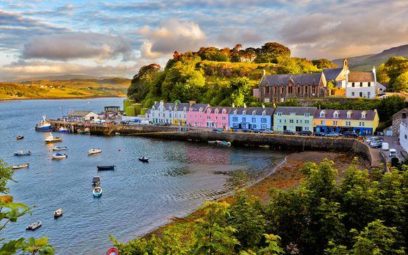 Entre châteaux, Loch Ness et paysages spectaculaires