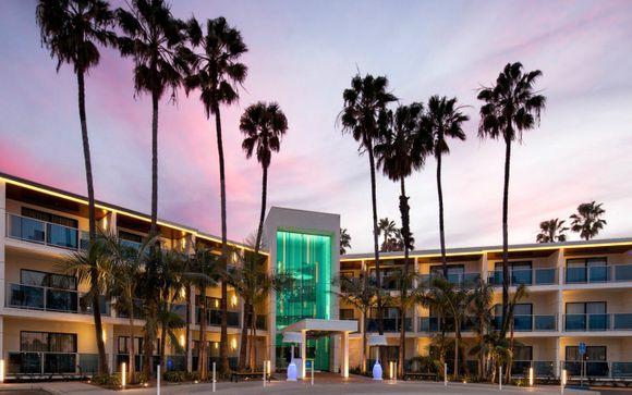 Poussez les portes de vos hôtels Marina Del Rey Hotel & Marina et The Westin Maui Resort & Spa 4*