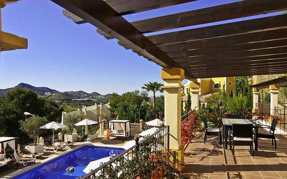 Poussez les portes de votre Montemares Golf Luxury Villas & Appartements