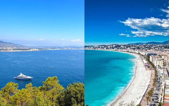Séjour ensoleillé sur la French Riviera