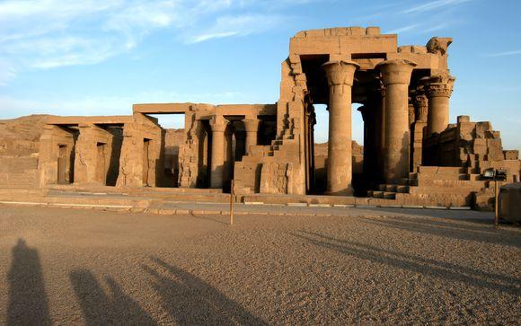 Votre croisière Rêverie du Nil ou Secrets d'Egypte