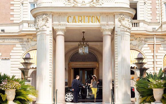H�tel Intercontinental Carlton Cannes 5*