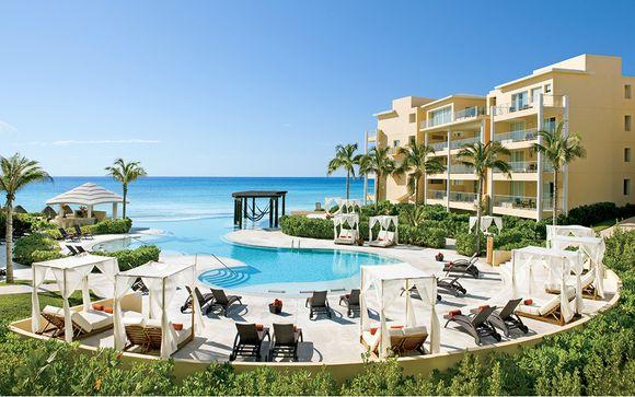 H�tel Now Jade Riviera Cancun 5* avec ou sans Yucatan