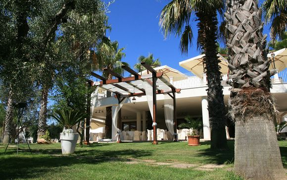 Poussez les portes de l'hôtel Citta Bianca Country Resort 4*