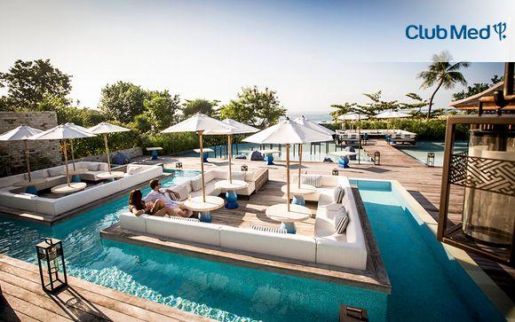 Combin� Furama Villas & Spa 4* et Club Med Bali 4 Tridents