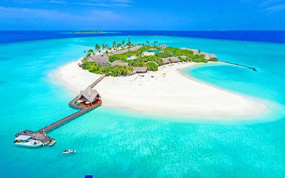 H�tel Dhigufaru Island Resort 5*